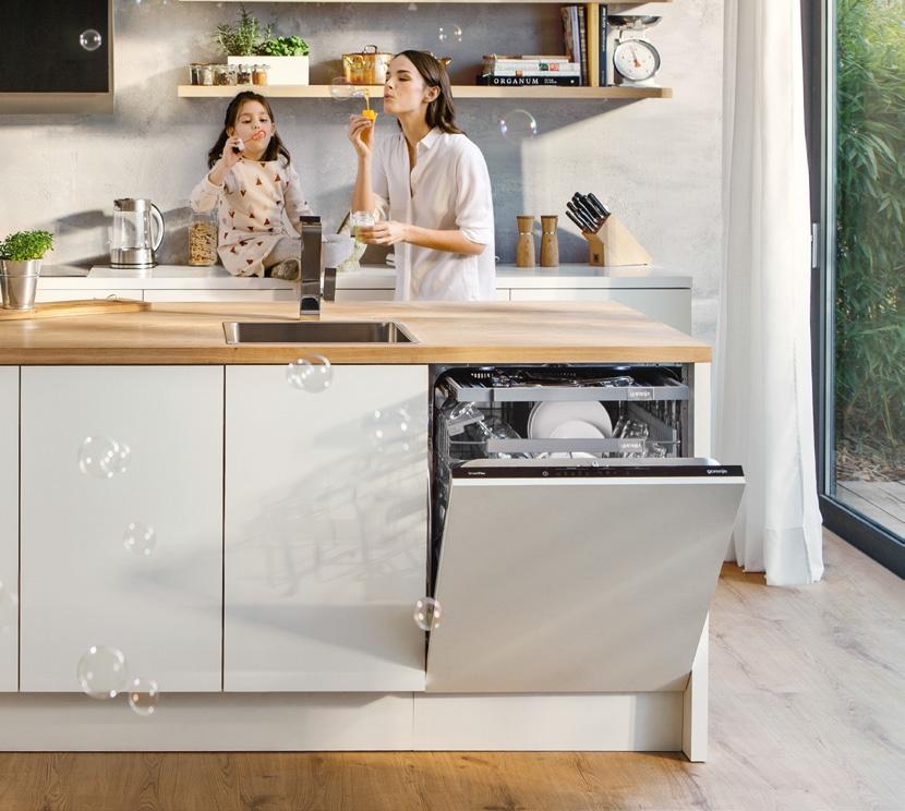 6 dôvodov, prečo sa umývačka riadu stane vaším najlepším priateľom