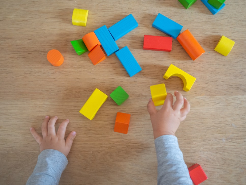 Hračky aich vplyv na rozvoj detí