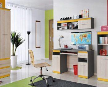 Inteligentný dizajn detskej izby priateľský k rozvoju vášho dieťaťa