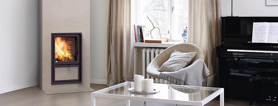 Keramická pec je atraktívnym riešením vykurovania domu