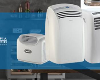 Mobilné klimatizácie – odpoveď na každoročné letné horúčavy