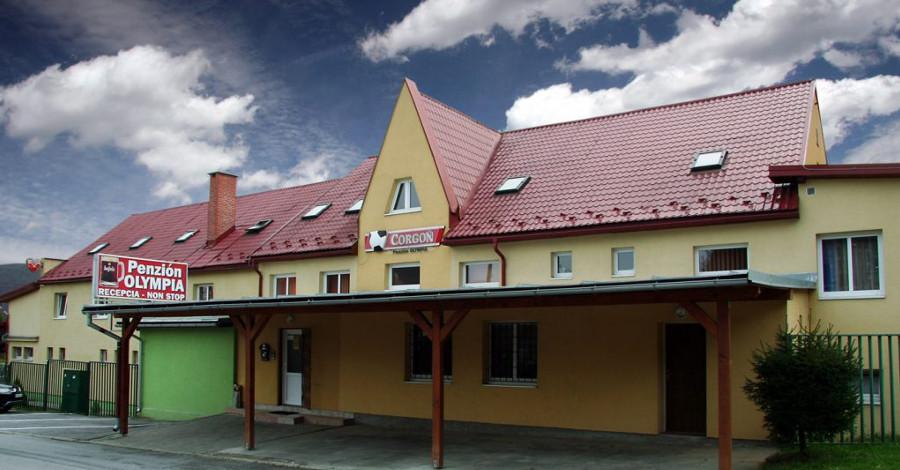 Obľúbený penzión vBanskej Bystrici