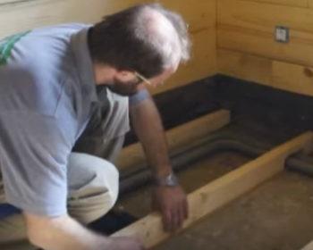 Pokládanie masivnej drevenej podlahy