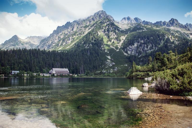 Relax vo Vysokých Tatrách