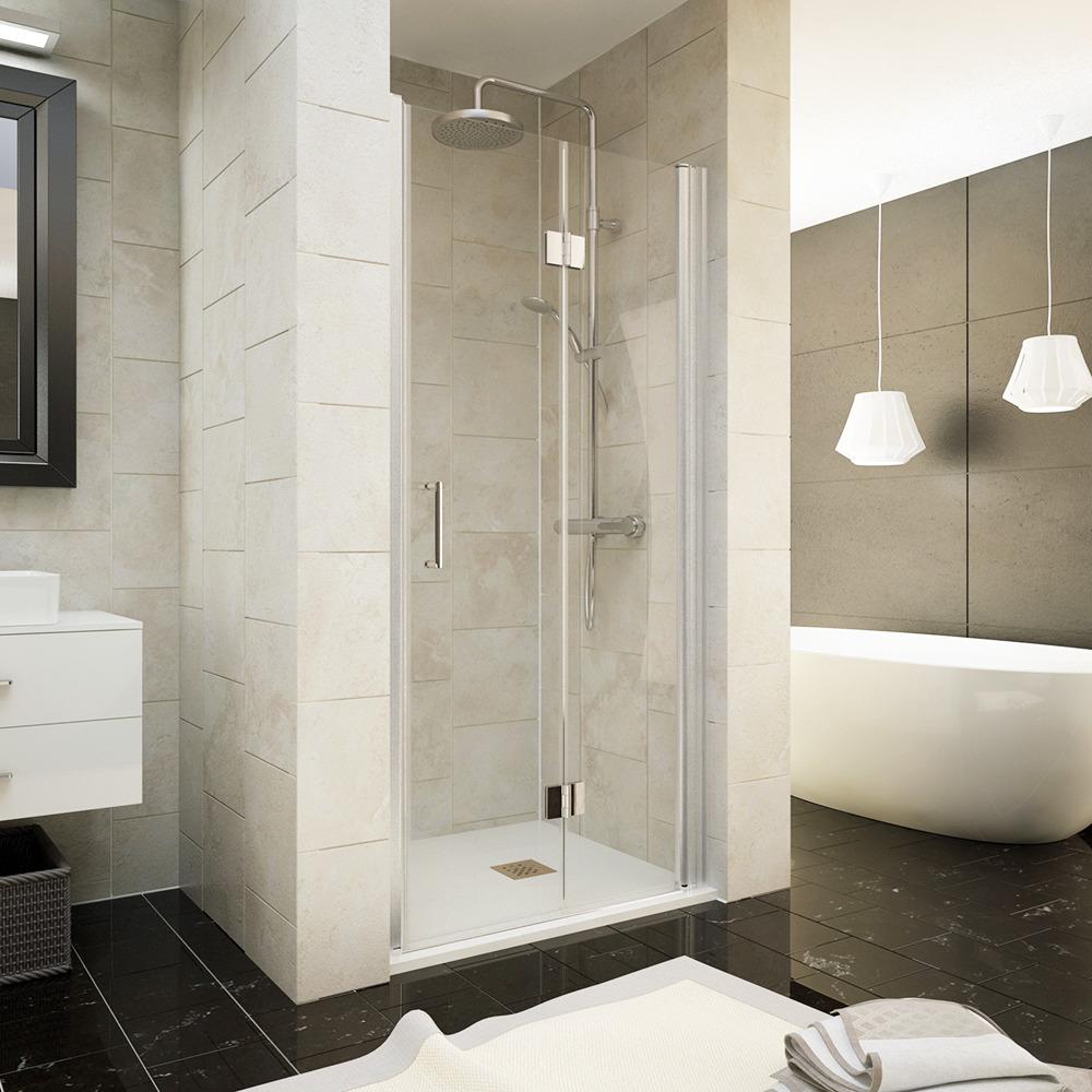 Sprchové dvere a varianty na ich otváranie