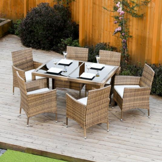 Nábytok do záhrad ina terasy
